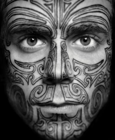face-tattoo